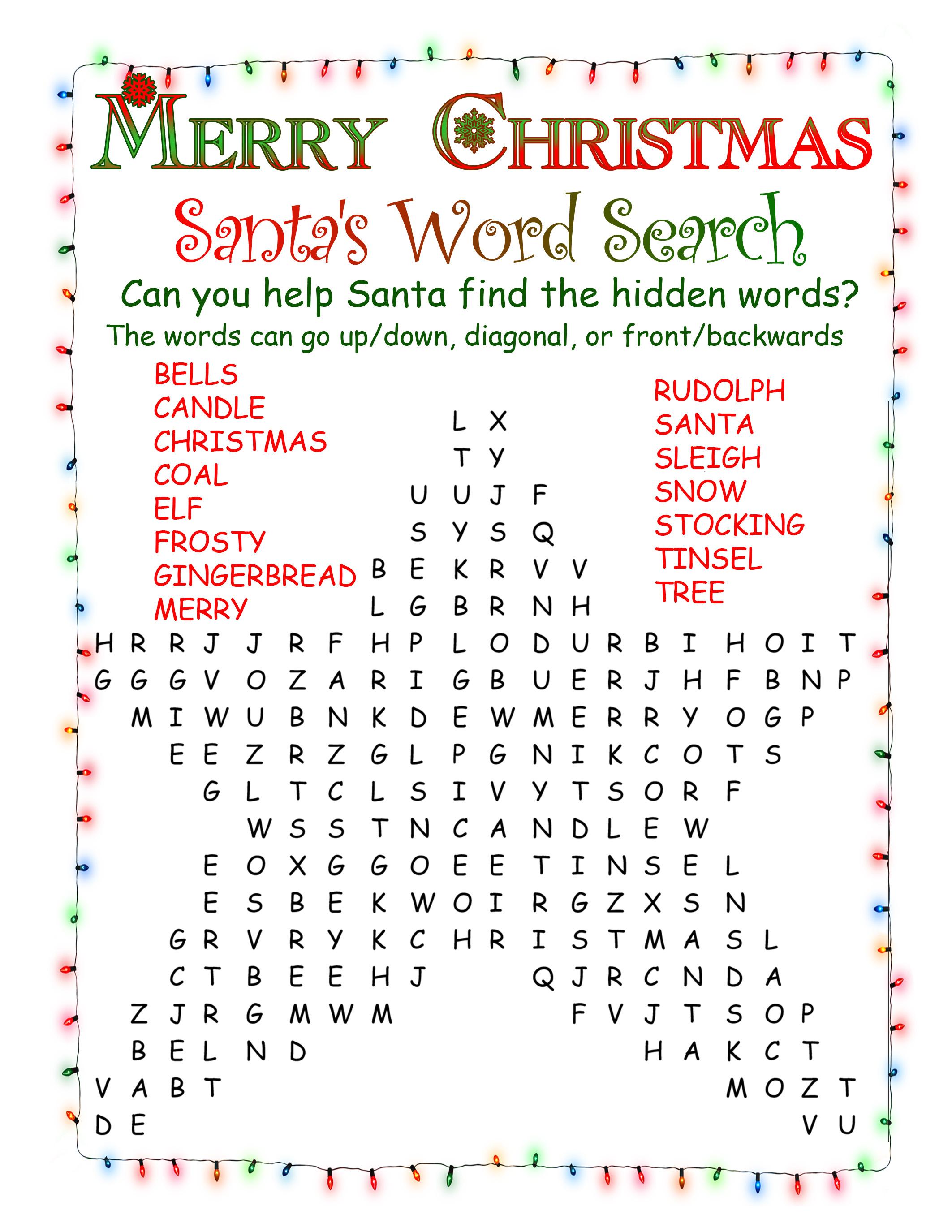 Massif image throughout word search printable hard