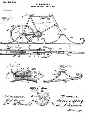 Bike Sled
