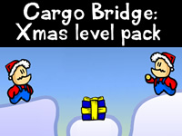 Cargo Bridge Christmas Game